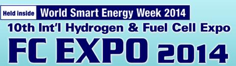 FC EXPO 2014 - 10th Int'l Hydrogen & Fuel Cell Expo